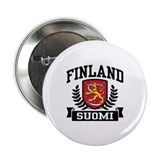 Finland Suomi 2.25&quot; Button