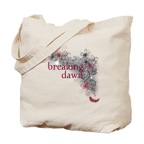 Breaking Dawn feather Tote Bag