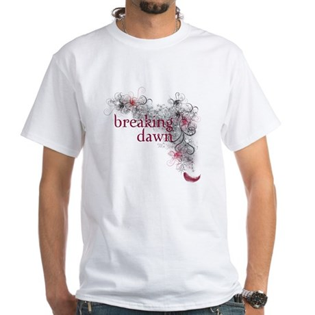 Breaking Dawn feather White T-Shirt