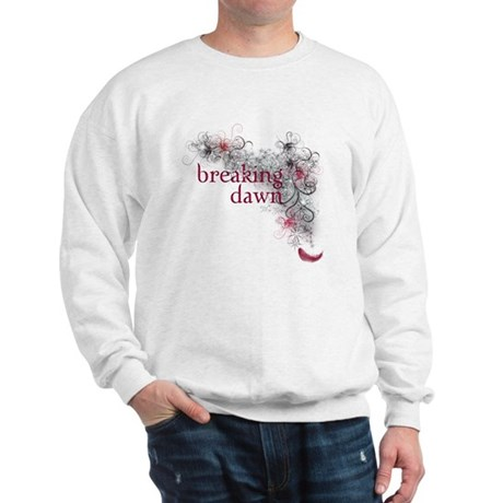 Breaking Dawn feather Sweatshirt