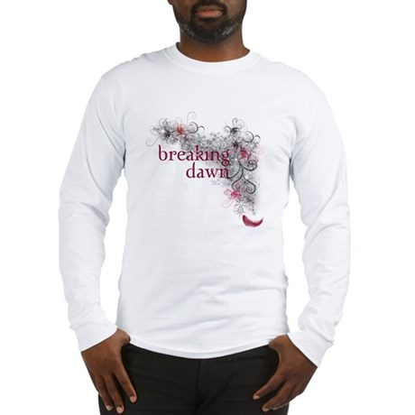 Breaking Dawn feather Long Sleeve T-Shirt