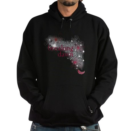 Breaking Dawn feather Hoodie (dark)