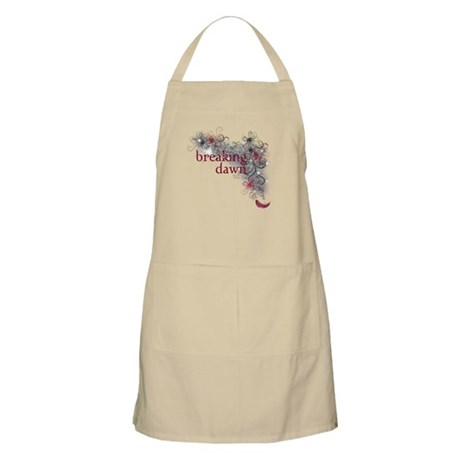 Breaking Dawn feather Apron