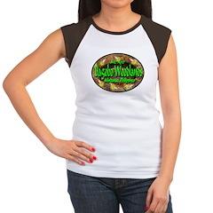 Spring of Enchantment Women's Cap Sleeve T-Shirt