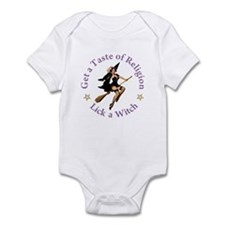 A Taste of Religion Infant Bodysuit