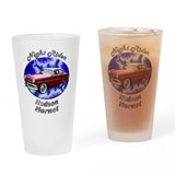 Hudson Hornet Drinking Glass