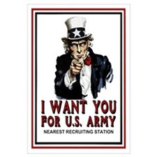 I Want You <BR>Small Recruiting