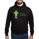Zombie Biologist Hoodie (dark)