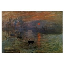 Monet Impression, Sunrise