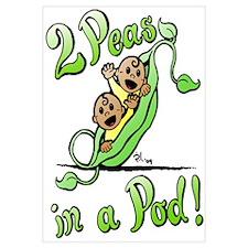 Peas in a Pod!