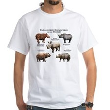 Rhinos of the World Shirt