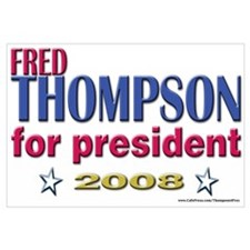 Fred Thompson for Pres