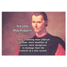 Political Theory: Machiavelli