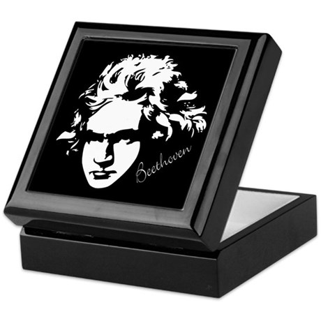 Classical Beethoven Keepsake Box