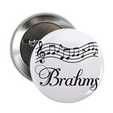 Brahms Music Staff Button