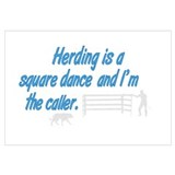 Herding Square Dance