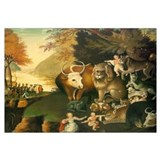 Peaceable Kingdom Print