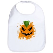 Unique Pumkin Bib