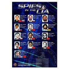Spies in the CIA 23x35
