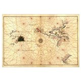 Nautical Chart of the Americas