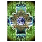 Earth Ascension Peace Mandala