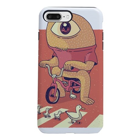 Cerebral Palsy Retro FLG iPhone 4 Slider Case