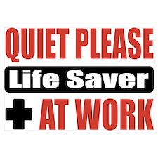 Life Saver Work