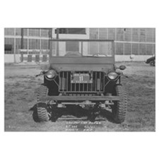 "Checker ""Bantam"" jeep"