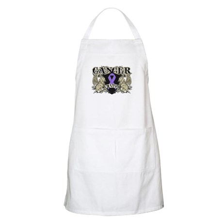 Hodgkins Cancer Survivor Apron