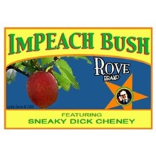 ImPEACH Rove Brand Bush!