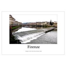 The Arno River in Firenze (Italy)