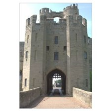 Warwick Castle Gate