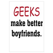 Geeks make better boyfriends