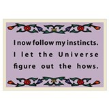 Follow Instincts