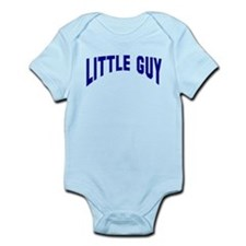 Big Guy Little Guy Father Son Infant Bodysuit