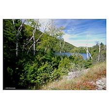 9X12 - Adirondack Pond 5