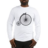 High Wheeler Long Sleeve T-Shirt