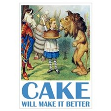 CAKE WILL MAKE IT BETTER