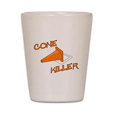 Cone Killer Shot Glass