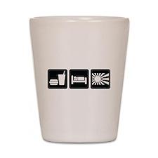 Eat Sleep JDM Shot Glass