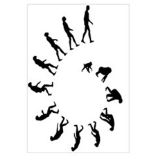 Evolution Spiral