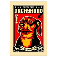 Fear the DACHSHUND!