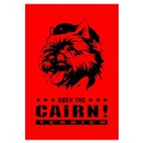 Obey the Cairn Terrier!