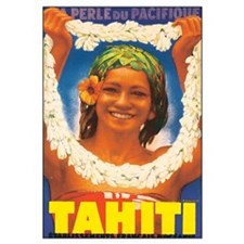 Vintage Tahiti Travel