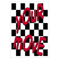 Your Move - Chess Board