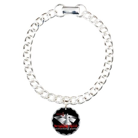 Breaking Dawn Screening Party Charm Bracelet, One