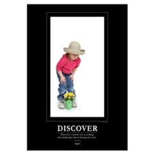 : DISCOVER - 16x20