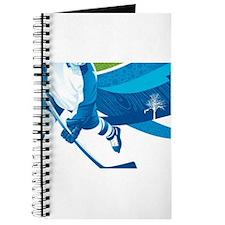 Unique Ice skate Journal