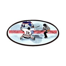 Cool Ice skate Patches