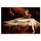 Fuseli - The Nightmare 16x20
